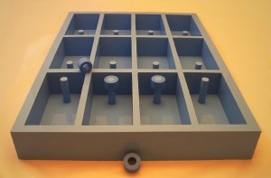 Silikonformen für beton